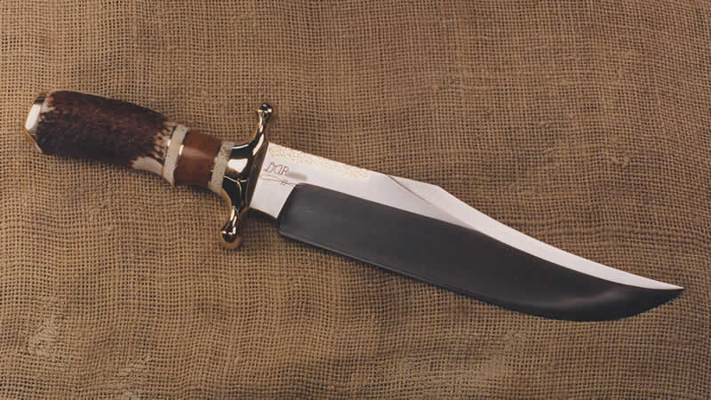 bowie knife design templates